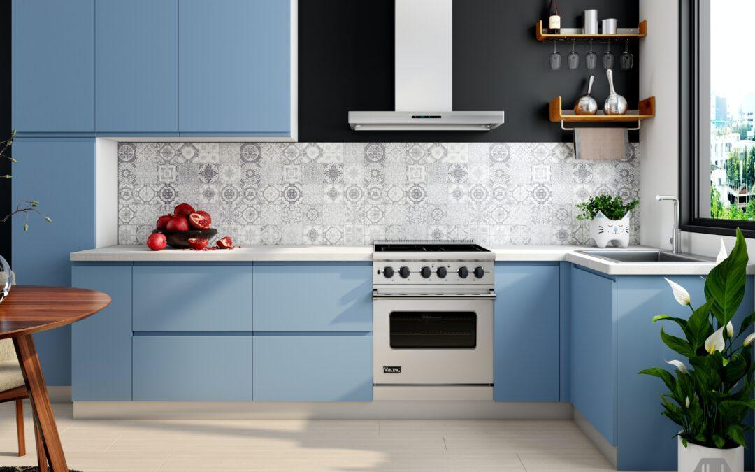 4 x inspiratie voor je nieuwe keuken